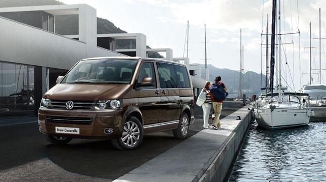 Volkswagen Caravelle  Minibüs Kiralama